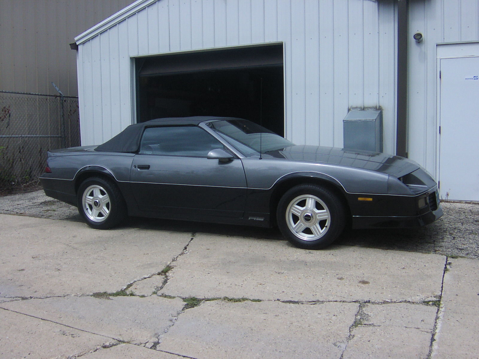 1989 Chevrolet Camaro R S Convertible For Sale