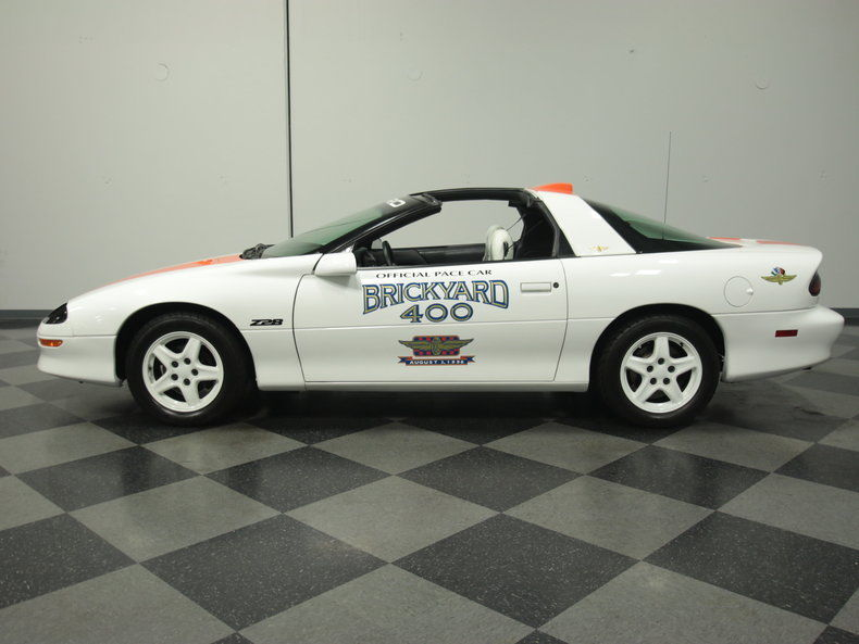 1995 Chevrolet Camaro Z28 Coupe 2 Door
