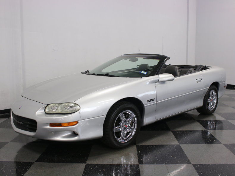 1998 chevrolet camaro z28 convertible 2 door for sale. Black Bedroom Furniture Sets. Home Design Ideas