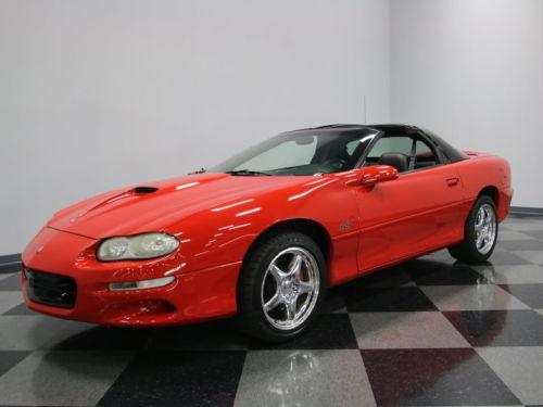 2001 Chevrolet Camaro Ss For Sale