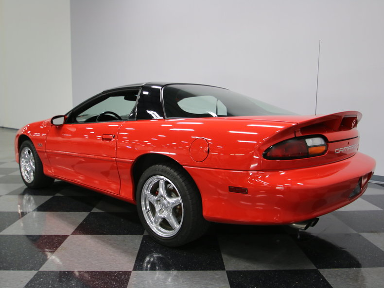 2001 Chevrolet Camaro Ss For Sale