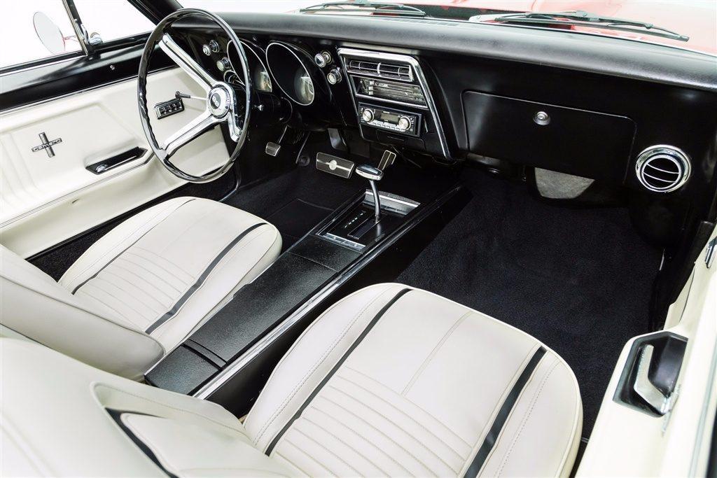 1967 Chevrolet Camaro Convertible For Sale