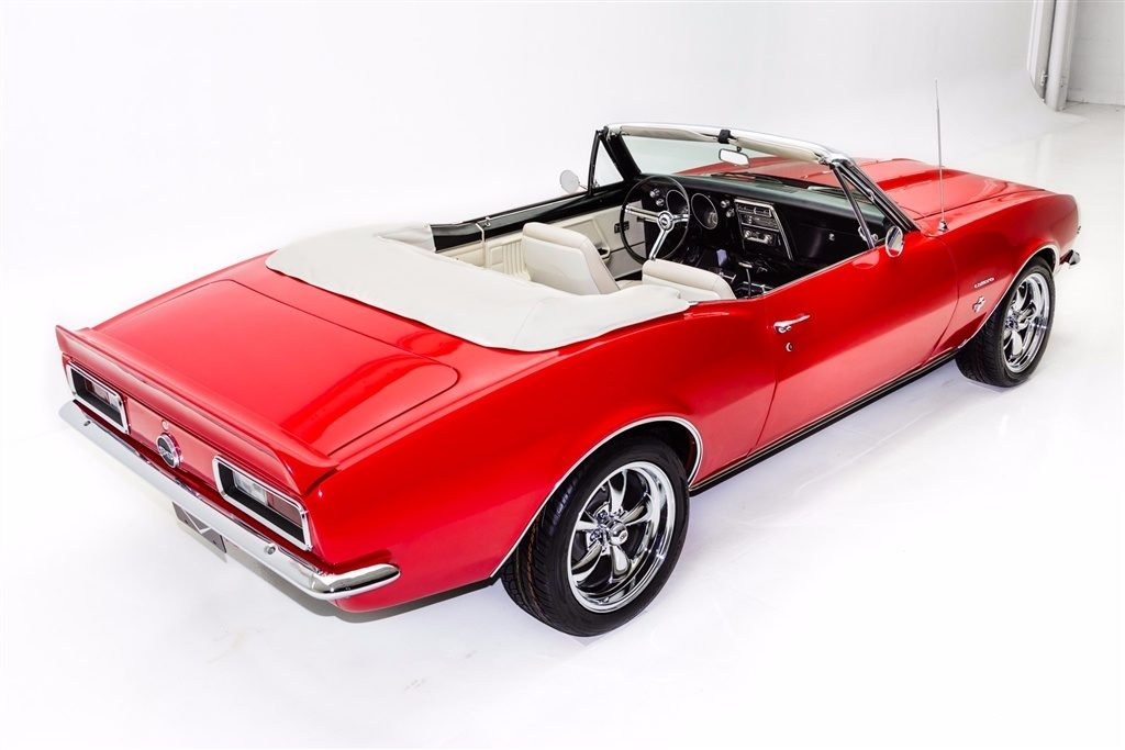 1967 Chevrolet Camaro Convertible For Sale
