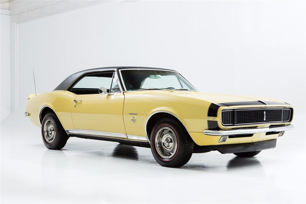 1967 Chevrolet Camaro Rs Convertible For Sale