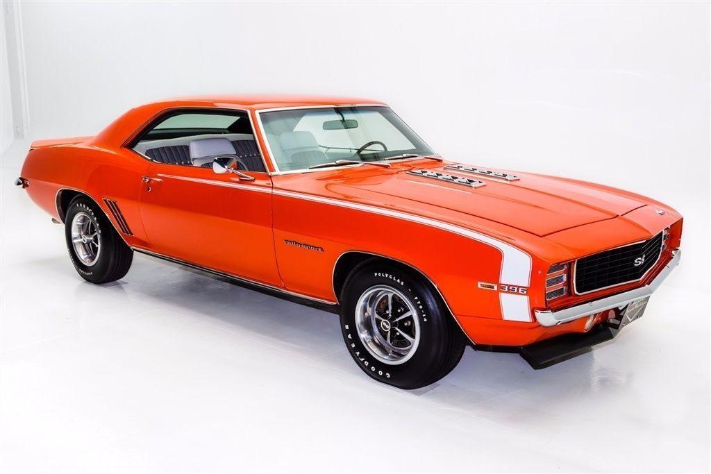 1969 Chevrolet Camaro Super Sport X22 4 Spd For Sale