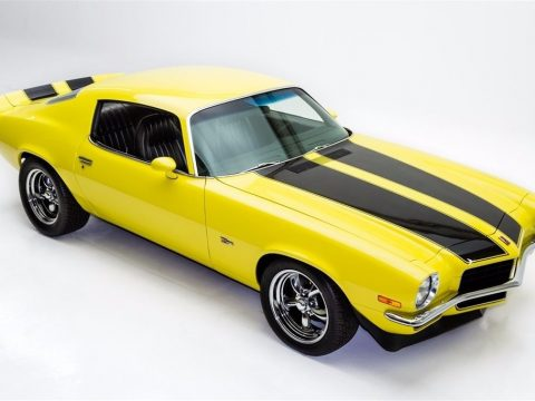 1972 Chevrolet Camaro Z28 Stripes for sale