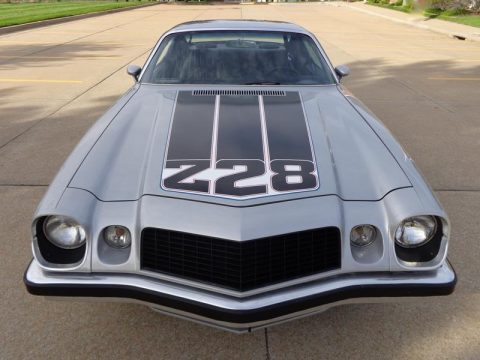 1974 Chevrolet Camaro Z28 for sale