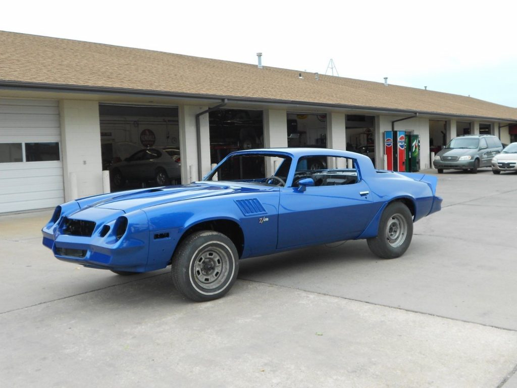 1979 Chevrolet Camaro For Sale