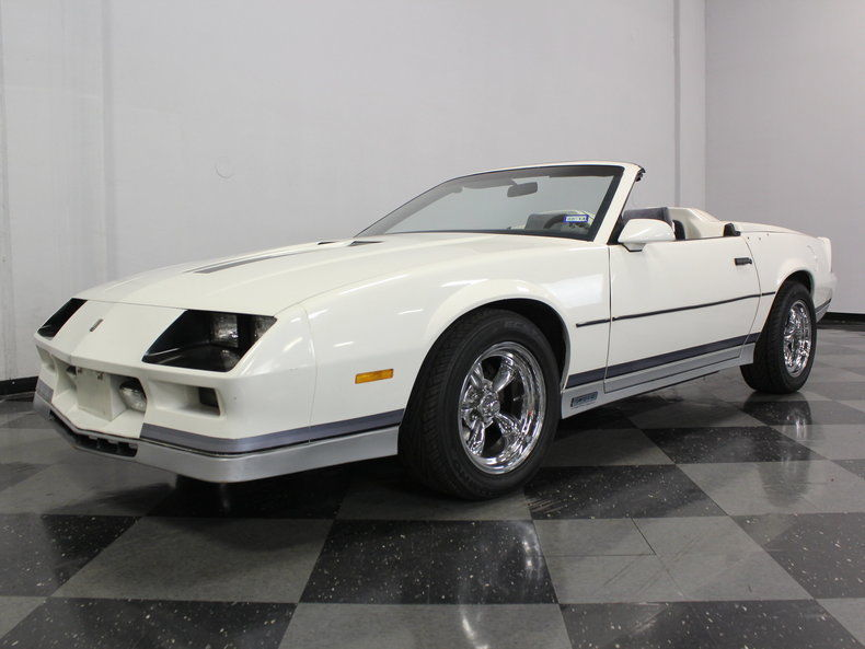1983 Chevrolet Camaro Sport Convertible For Sale