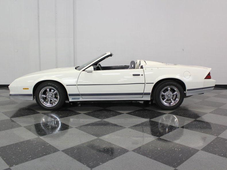 1983 Chevrolet Camaro Sport Convertible For Sale