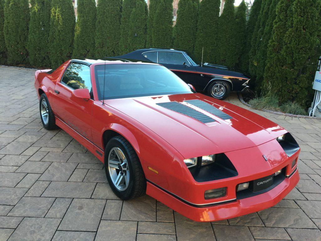 1987 Chevrolet Camaro Iroc Z for sale