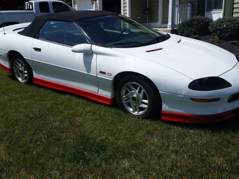 1996 Chevrolet Camaro RS Convertible for sale