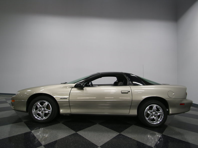 1999 Chevrolet Camaro Coupe For Sale