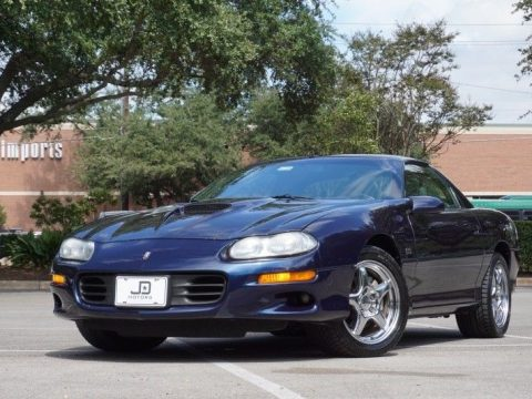 2000 Chevrolet Camaro SS 6 Speed Manual Coupe for sale