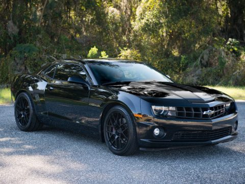 2012 Chevrolet Camaro Whipple Supercharged 825hp 2SS for sale