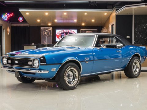 completely restored 1968 Chevrolet Camaro coupe for sale