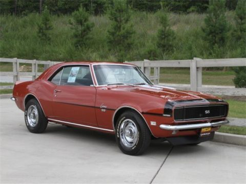 completely restored 1968 Chevrolet Camaro SS for sale
