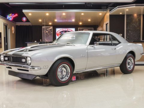 restored 1968 Chevrolet Camaro coupe for sale