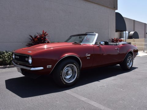 very clean 1968 Chevrolet Camaro Convertible for sale
