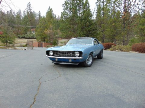 barn find 1969 Chevrolet Camaro Z/28 for sale