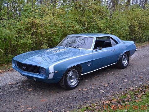 big block 1969 Chevrolet Camaro RS SS Coupe for sale