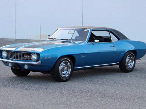 immaculate 1969 Chevrolet Camaro Coupe for sale