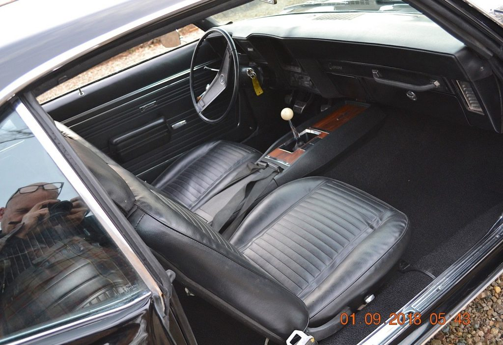 laser straight 1969 Chevrolet Camaro Z28