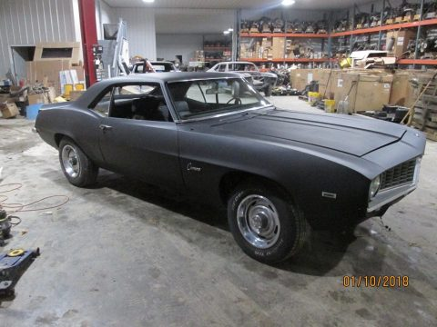 needs work 1969 Chevrolet Camaro Z28 for sale