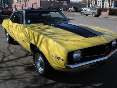 original 1969 Chevrolet Camaro Coupe for sale