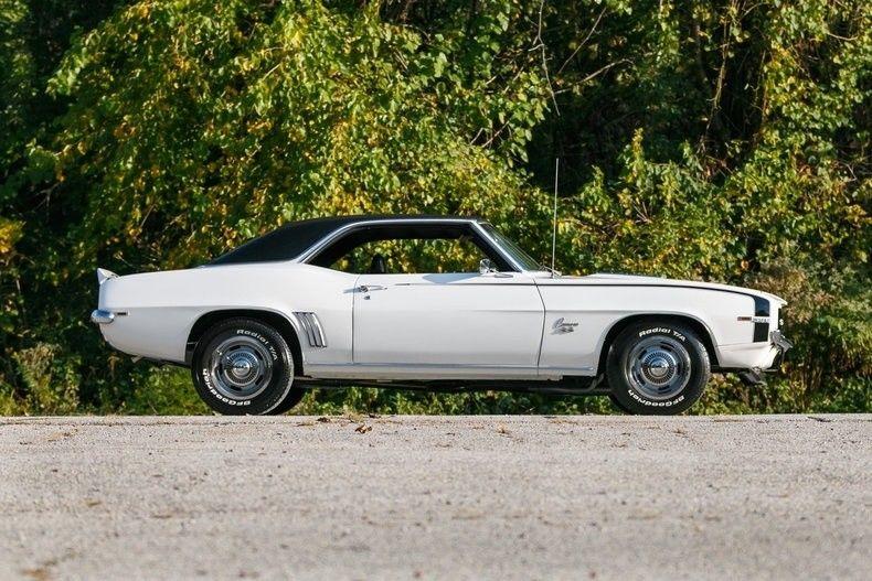 pristine 1969 Chevrolet Camaro