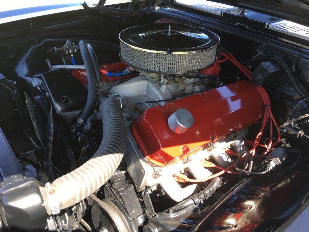 restomod 1969 Chevrolet Camaro 502 BIG Block