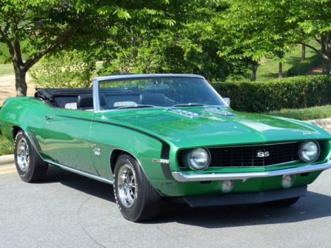 very desirable 1969 Chevrolet Camaro Coupe for sale