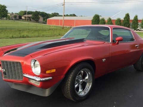 completely restored 1971 Chevrolet Camaro SS for sale