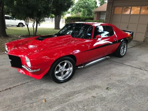 nicely modded 1970 Chevrolet Camaro SS Baldwin Tribute for sale