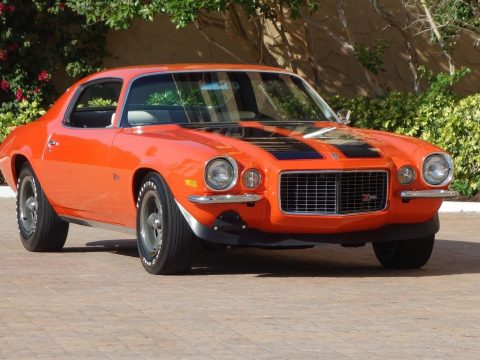 rare order 1970 Chevrolet Camaro Rally Sport for sale