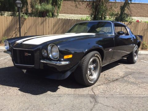 replaced block 1970 Camaro RS Z/28 for sale