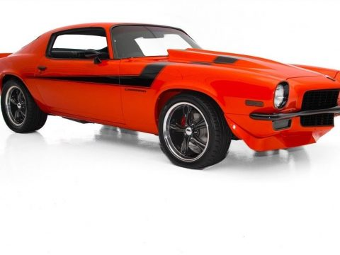 Resto Mod 1970 Chevrolet Camaro for sale