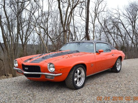 restored 1970 Chevrolet Camaro SS 396 for sale