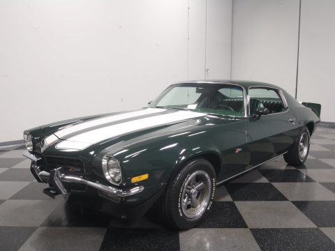 1970 engine 1973 Chevrolet Camaro Z/28 for sale