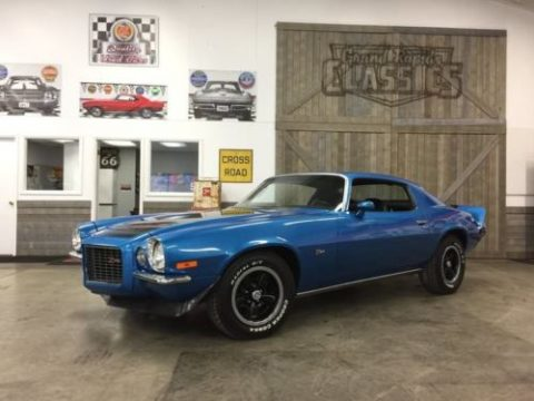 all original 1973 Chevrolet Camaro Z28 4 Speed for sale