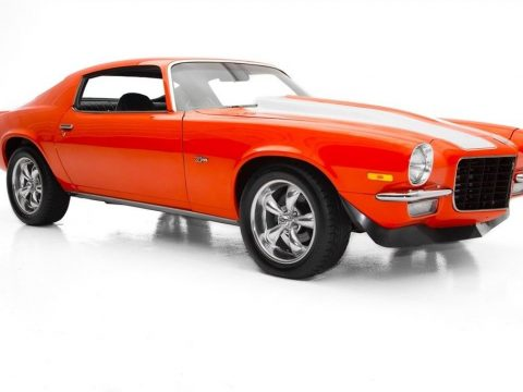 badass 1972 Chevrolet Camaro 502 Pro tour for sale