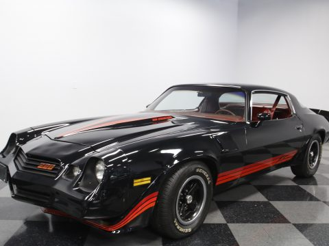 clean paint 1980 Chevrolet Camaro Z/28 for sale