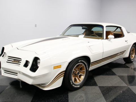 desirable 1980 Chevrolet Camaro Z/28 for sale