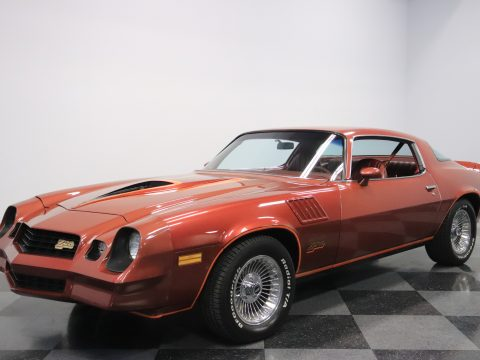 low mileage 1978 Chevrolet Camaro Z/28 original for sale