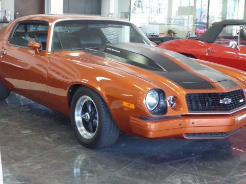 low miles 1974 Chevrolet Camaro for sale