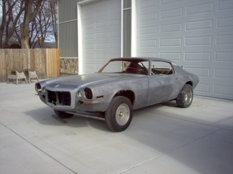 needs restoration 1972 Chevrolet Camaro Z28 RS for sale