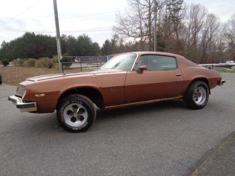 project 1974 Chevrolet Camaro for sale