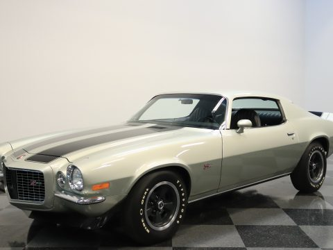 restored 1972 Chevrolet Camaro Z/28 RS for sale