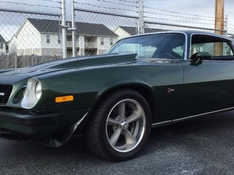 restored 1974 Chevrolet Camaro Z 28 for sale