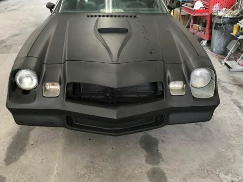 rust free 1979 Chevrolet Camaro Z28 for sale